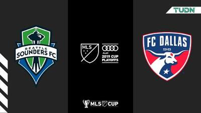 Rumbo a Playoffs: FC Dallas libró a Seattle Sounders