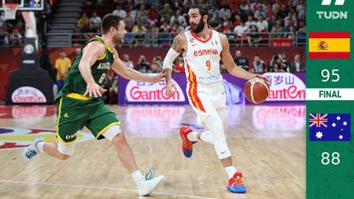 España llega a la Final del Mundial de Basquetbol