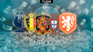 ¡La 'casa' paga! Así los favoritos para la Euro en apuestas