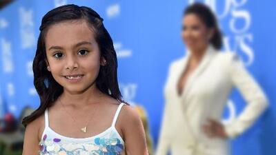 La hija de Regulo Caro tiene una nueva mejor amiga y se trata de una famosísima actriz de Hollywood