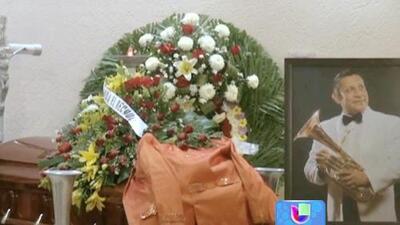 Dolorosas imágenes de entierro de Aldo Sarabia