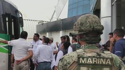 """""""La estrategia está funcionando"""": México anuncia que redujo a la mitad el flujo migratorio a EEUU tras la amenaza de Trump"""