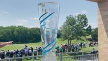 Los hispanos que participan en el torneo de golf Byron Nelson en McKinney, Texas
