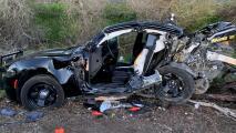 Choque entre un SUV y una patrulla deja tres muertos y dos oficiales hospitalizados