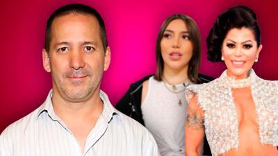 Luis Enrique Guzmán revela la posible causa del pleito entre su hermana Alejandra y Frida Sofía