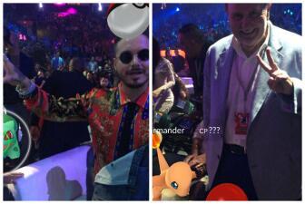 Pokémon Go invade Premios Juventud