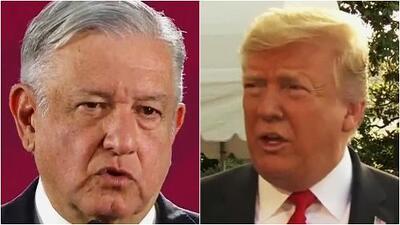 Donald Trump asegura que hubo un 'misterioso' acuerdo entre México y EEUU para frenar migración centroamericana