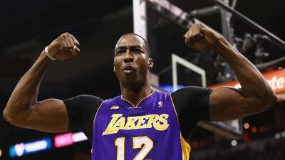 Fuentes aseguran que Dwight Howard regresará a los Lakers
