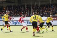 El mexicano Hirving Lozano anotó al minuto 41 del segundo tiempo el gol del 1-0 de PSV Eindhoven en su visita al VVV-Venlo en la Jornada 26 de la Eredivisie, donde es líder con 67 puntos.