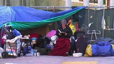 Homeless deaths in Los Angeles on the rise