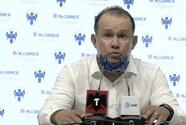 """Juan Reynoso: """"Nuestro mensaje es que nosotros les vamos a complicar"""""""