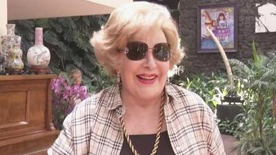 Silvia Pinal se ríe de su millonaria herencia y hasta Carmen Salinas le pidió que la incluya en el testamento