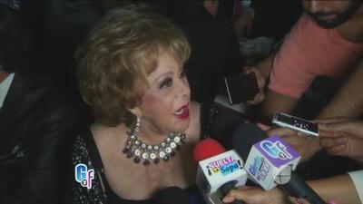 Silvia Pinal reveló el estado de ánimo de Alejandra Guzmán, que será nuevamente operada