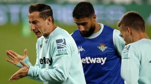 Andrés Guardado se pierde el partido ante el Atlético de Madrid