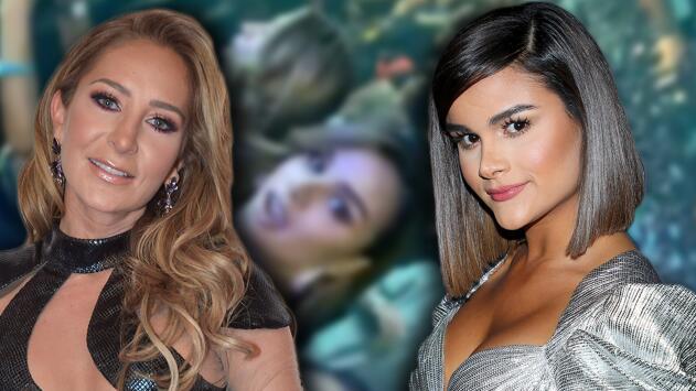 Geraldine Bazán y Clarissa Molina se fueron al concierto de Daddy Yankee y una de ellas se llevó tremendo susto