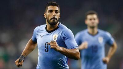 Luis Suárez regresa la convocatoria de Uruguay para amistosos con Brasil y Francia