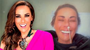 """Consuelo Duval se salvó de cometer una """"tragedia"""" por querer depilarse las fosas nasales como lo vio en YouTube"""
