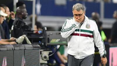 Gerardo Martino es sincero: 'Es el peor partido que hemos jugado'
