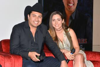 Ariadne Díaz y Julión Álvarez cantarán a dueto en 'La doble vida de Estela Carrillo'
