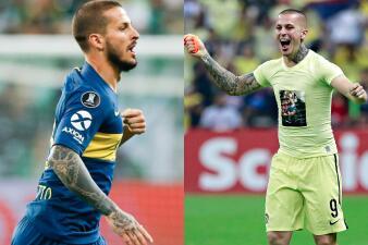 La hazaña de Darío Benedetto: un excampeón en Concacaf que tiene a su mano la Liberadores