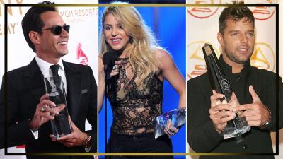 Ellos fueron reconocidos como Persona del Año en los Latin GRAMMY en 18 años de historia