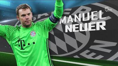 Las travesuras de Manuel Neuer que hicieron sufrir a sus padres