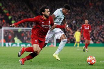 En fotos: Liverpool y Bayern Münich igualaron en su primer capítulo en esta Champions League