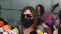 Gloria Trevi responde a las críticas por haber actuado en una fiesta privada en plena pandemia