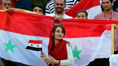 Siria, muy cerca del Mundial; Estados Unidos un posible obstáculo