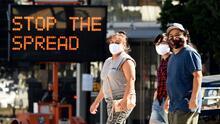 Gobernador de Texas contempla posibilidad de eliminar orden de usar mascarillas