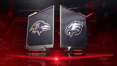 Lo mejor del Baltimore Ravens vs Philadelphia Eagles