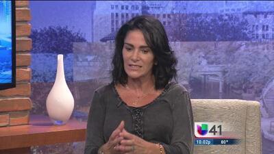 Lydia Cacho llega a San Antonio para hablar de la problemática de la trata de personas