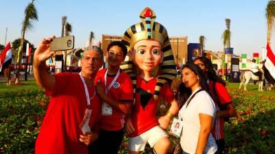 Los fanáticos de Egipto listos para el debut de los dirigidos por Javier Aguirre en la Copa Africana