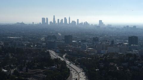 Estudio revela que Los Ángeles es una de las ciudades más contaminadas de Estados Unidos