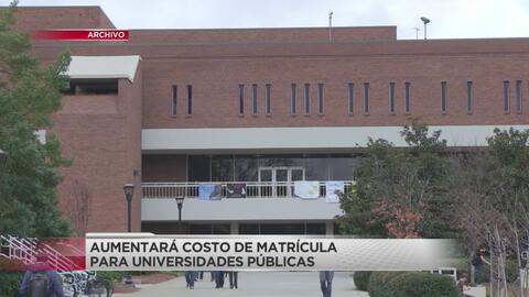 CONFIRMADO: Incrementará costo de matrículas en universidades de Georgia