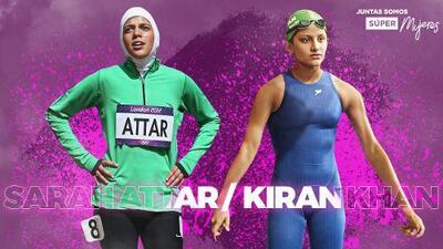 Discriminación, disfraces y nulo desarrollo: el deporte femenino en Medio Oriente