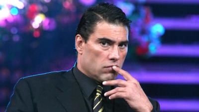 Eduardo Yáñez supo que tocó fondo cuando bebió loción para afeitar