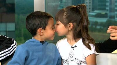 ¡Javiercito se besó con Montse!