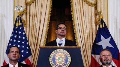 Rosselló entrega la gobernación a Pedro Pierluisi en medio de la peor crisis política de Puerto Rico