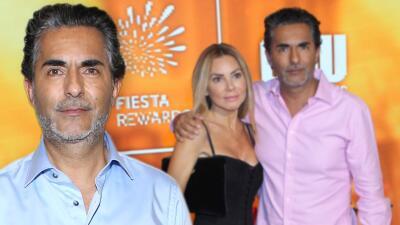 Una infidelidad y otros problemas que Raúl Araiza vivió dentro de su matrimonio con Fernanda Rodríguez