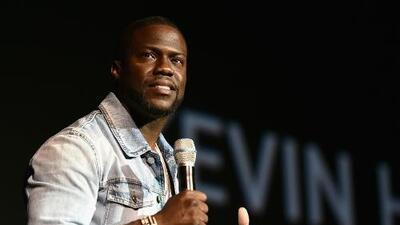 Kevin Hart out of hospital after car crash