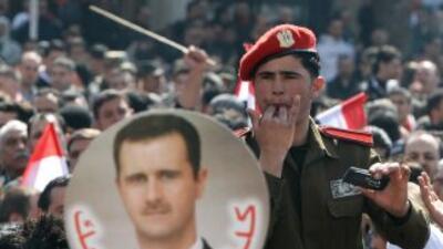 Los días del régimen de al-Assad en Siria están contados, afirmó Obama