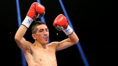 """Leo Santa Cruz:""""El boxeo es la medicina que le quita el dolor a mi papá"""""""