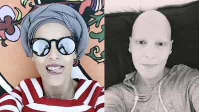 """""""F**k cancer"""": contar mi cáncer de mama en internet me ayudó en el peor y mejor año de mi vida"""