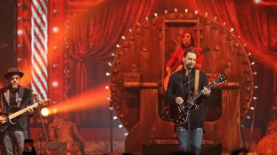 """Ricardo Arjona llego a Chicago con la gira """"Circo Soledad"""""""
