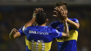 Boca Juniors consigue agónico triunfo de la mano de Tevez