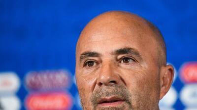 Sampaoli aseguró que no tiene como opción dejar la selección argentina