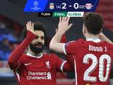Liverpool repite dosis al Leipzig y avanza a los Cuartos de Final