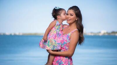 #DAImperdibles: Ana Patricia cree que su hija Giulietta le seguirá los pasos
