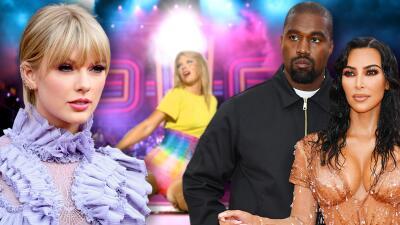 """Taylor Swift reconoce que cambió su vida para """"sobrevivir"""" a la bronca con Kim Kardashian y Kanye West"""